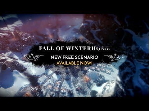 "Frostpunk   Dev Diary - ""The Fall of Winterhome"" (Free DLC)"