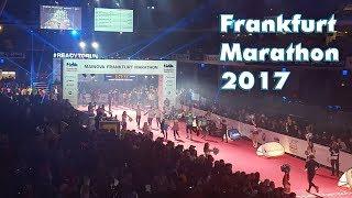36. Mainova Frankfurt Marathon 2017