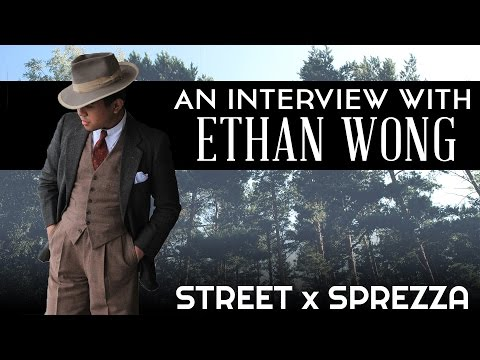 How To Build A Classic Men's Style Wardrobe On A Budget | Interview with Ethan Wong