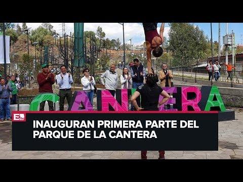 Inaugura Sheinbaum parque sustentable en Coyoacán