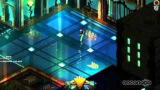 Transistor - E3 2013 Jerk Fight Gameplay