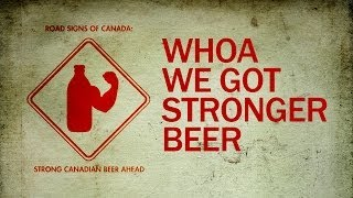 """STRONGER BEER"" TIM HICKS (LYRIC VIDEO)"