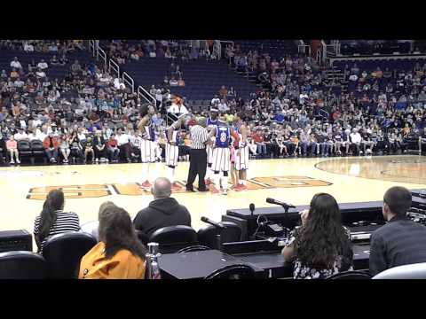 2015 Harlem Globetrotters game Arizona part 1