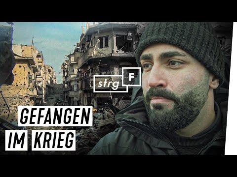 Gefangen im Krieg: Im Visier der Scharfschützen | STRG_F
