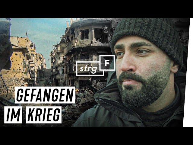 Überleben: Im Visier von Assads Scharfschützen | STRG_F