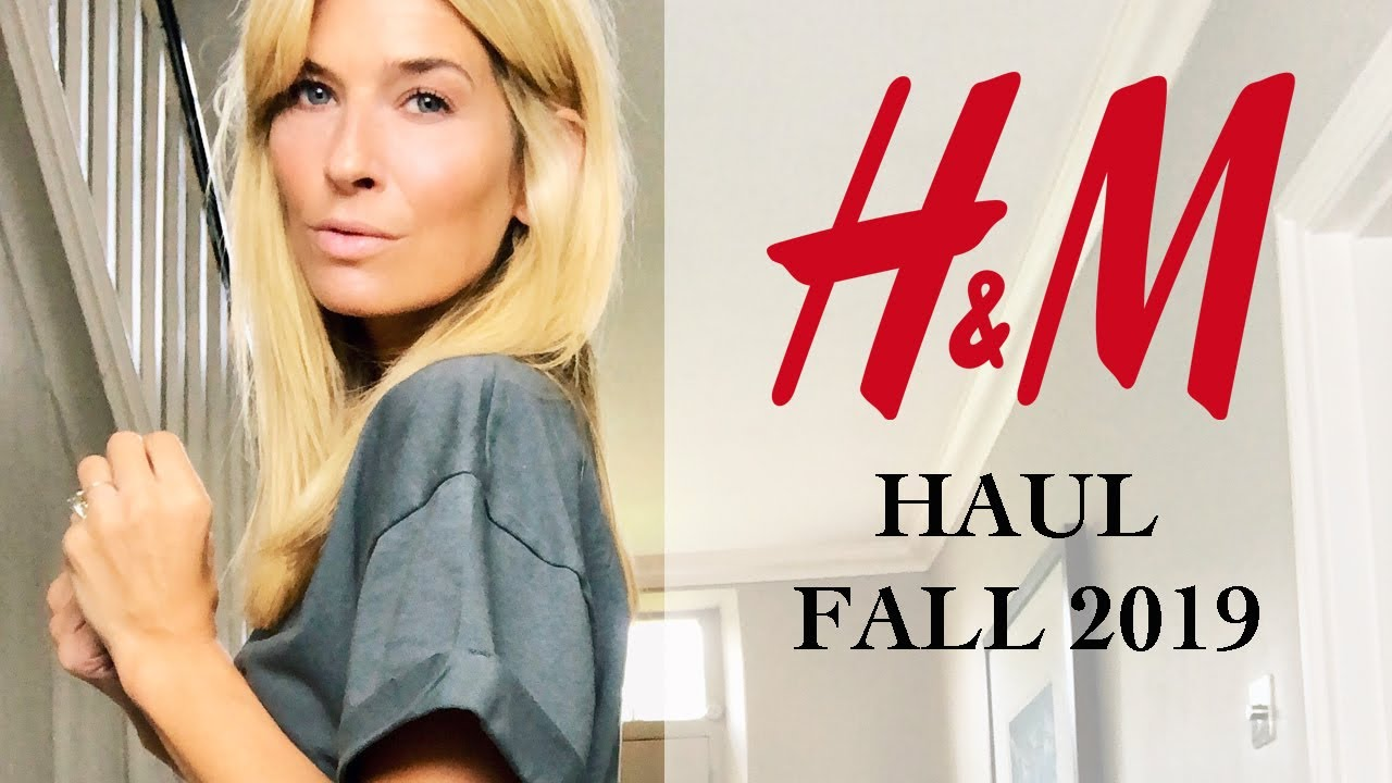 [VIDEO] - H&M HAUL AND TRY ON | AUTUMN (FALL) LOOKBOOK 2019 5