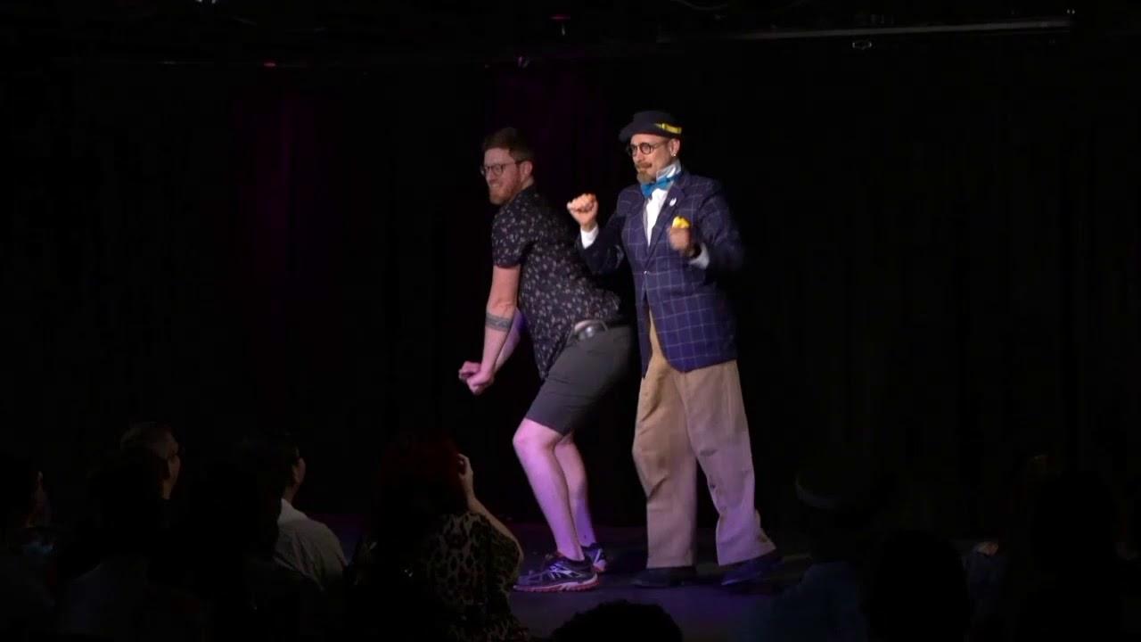 Les S. Moore - Theater Show Segment