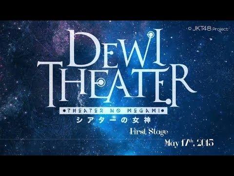 JKT48 DVD Dewi Theater (Theater no Megami) Full Setlist