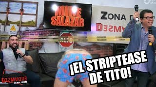 Mike Salazar - ZONA DE DESMADRE especial de comedia 25