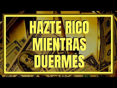 HAZTE RICO MIENTRAS DUERMES | Programación del Subconsciente para la RIQUEZA