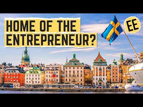 The Economy of Sweden