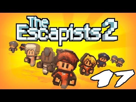 The Fgn Crew Plays The Escapists 2 11 Wood Supports Pc - the fgn crew plays roblox blox royale tycoon pc