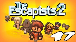 The FGN Crew Plays: The Escapists 2 #17 - Rattlesnake Springs (PC)