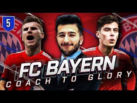 FIFA 19 BAYERN MUNICH CAREER MODE CTG #5
