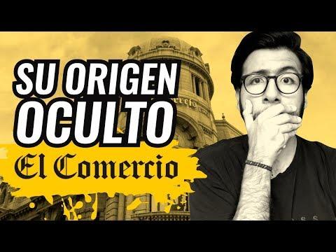 EL ORIGEN OCULTO DE EL COMERCIO | ¿QUIÉN FUE EL PRIMER MIRÓ QUESADA?