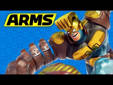ARMS — Max Brass Grand Prix & Getting Every ARM Launch Live Stream