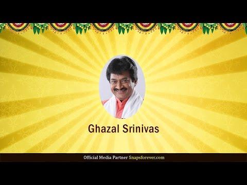 Maestro of Telugu Ghazal singing - Dr. Ghazal Srinivas