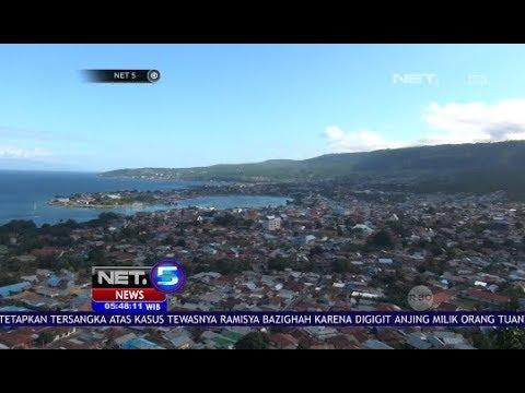 Kota Luwuk Peraih Piala Adipura 2017- NET5