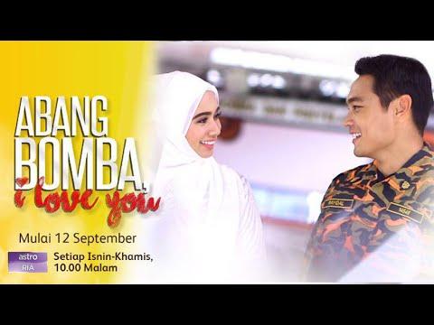 Drama Abang Bomba I Love You