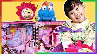 추석특집 333,333명 기념 라임튜브 이벤트 장난감을 쏩니다! LimeTube & Toy | puppet show