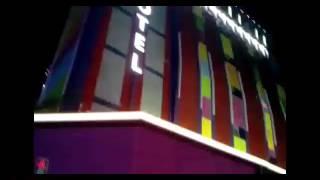 Đèn led trang trí mặt tiền tòa nhà