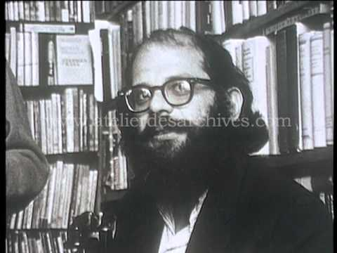 Inteview d'Allen Ginsberg