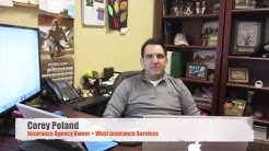 Did You Know? Auto Insurance Tips #4 with Corey Poland-West Insurance Services