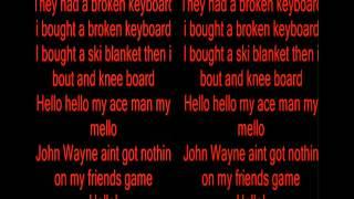 Thrift Shop 20$ Dollars in my pocket lyrics