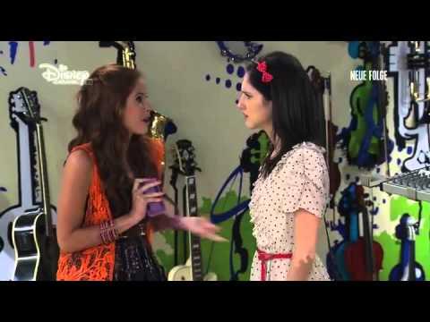 Violetta 2 - Fran ist traurig dass Vilu nicht zu ihrer Feier gekommen ist (Folge 34) Deutsch