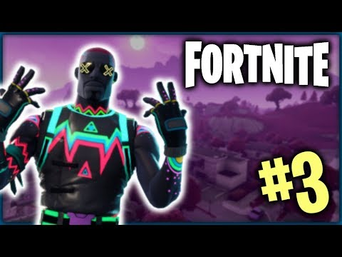 LITESHOW SKIN GAMEPLAY | Noobsensaft Zockt FORTNITE Ep. 3