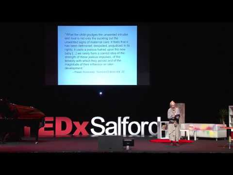 Is peace just warfare elsewhere? | Juliet Mitchell | TEDxSalford
