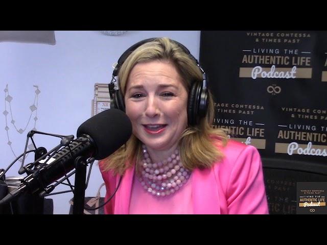 Co-Founder Larissa Linton shares her journey on Houston podcast