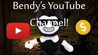 BATIM Plush Season 1: Bendy's YouTube Channel!