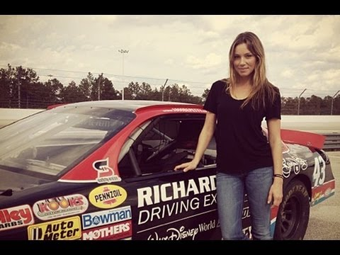 Can a Model Drive NASCAR?
