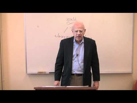 Econ 305, Lecture 03, A Brief History of Marx and An Introduction to Epistemology