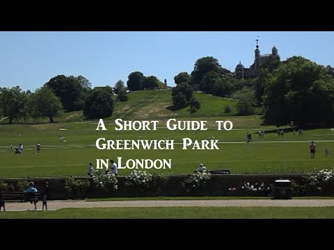 A Short Guide to Greenwich Park in London