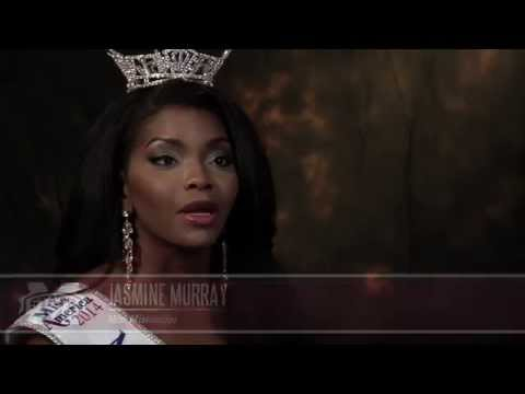 Miss Mississippi Jasmine Murray - Miss America Preview
