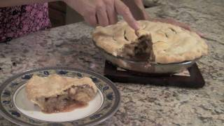 Best Homemade Apple Pie Recipe -  Easy Pie Crust From Scratch by Rockin Robin