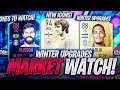 WINTER UPGRADE & ICON MOMENT MARKET WATCH! FIFA 19 Ultimate Team