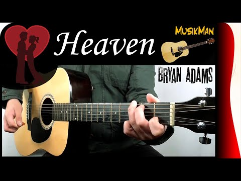 Heaven 💑 / Bryan Adams | Cover #144 🆕