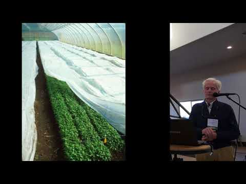 "Elliot Coleman: ""Nothing is Impossible"" Keynote Speech Utah Farm Conference 2018"