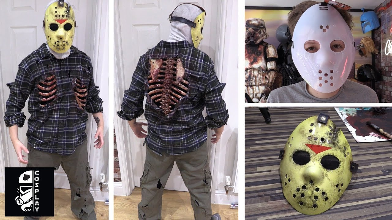 Budget Halloween Jason Voorhees Costume