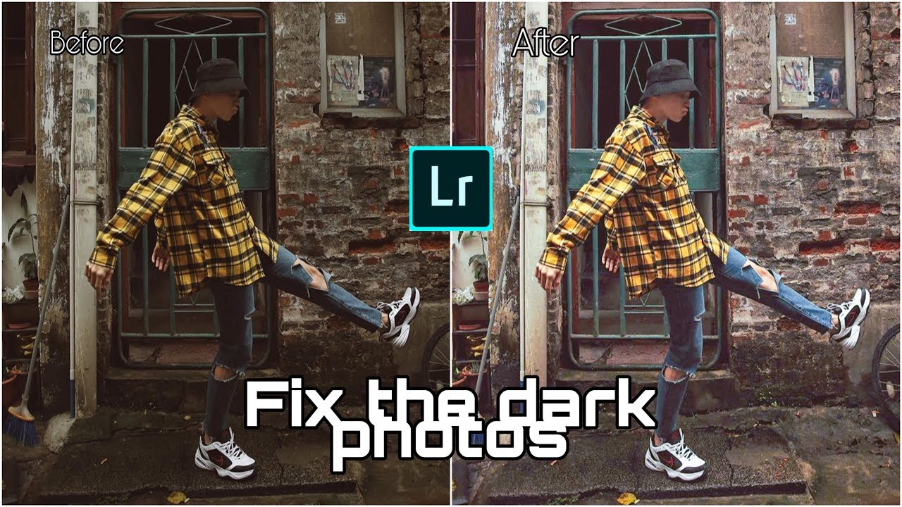 Edit Foto Gelap jadi Terang, tanpa merusak Warna dan ...
