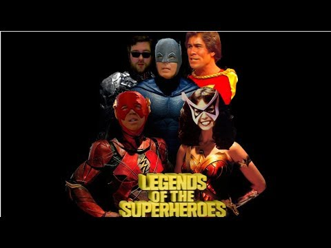 Legends of the Superheroes(1979) - Apathetic Reviews #37