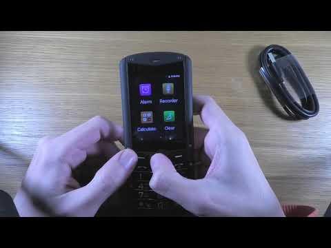 AGM M5 - распаковка и текстовый обзор кнопочного Android смартфона