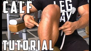 GROW Those Calves with these Exercises - Tutorial and Tips