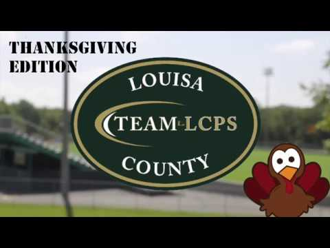 #TeamLCPS MVP Awards - November 21, 2017