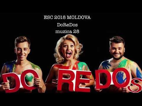 DoReDos - My Lucky Day (ESC MOLDOVA 2018) lyrics