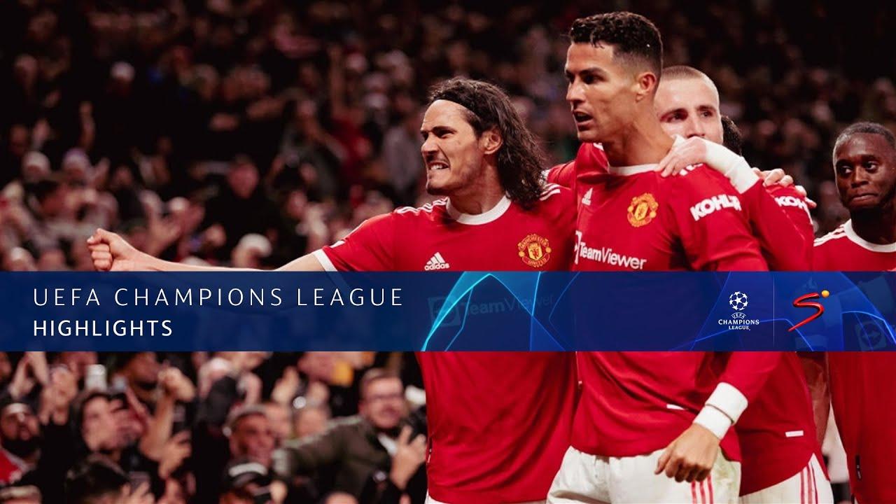 Download UEFA Champions League   Group F   Manchester United v Atalanta   Highlights