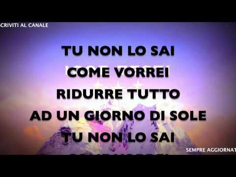 Malika Ayane - Senza Fare Sul Serio (Lyrics-Testo)
